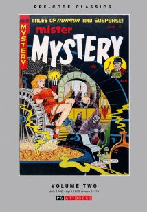 Pre-Code Classics Mister Mystery  Volume 2